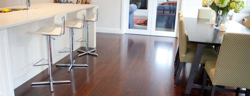 American White Oak Floor