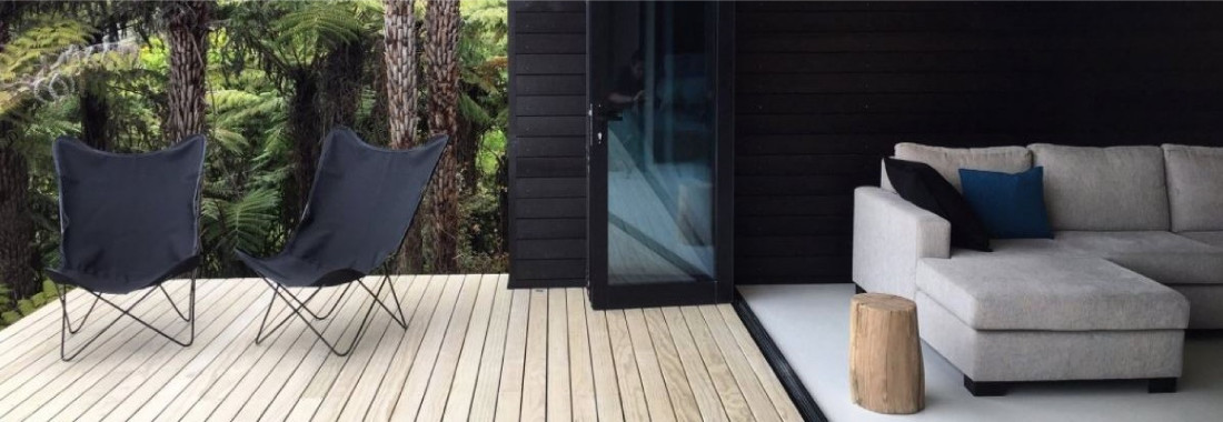 Blackwood Decking