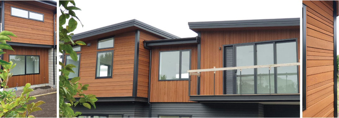 Timber Weatherboards & Cladding - ITI Timspec