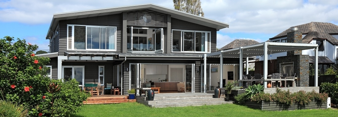 Black Accoya Weatherboards