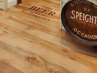 Solid Wood T&G Flooring