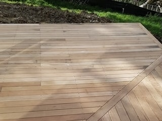 Vitex Hardwood Decking